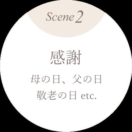 scene2 感謝